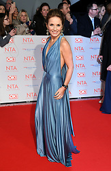 Geri Horner attending the National Television Awards 2018 held at the O2, London. Photo credit should read: Doug Peters/EMPICS Entertainment