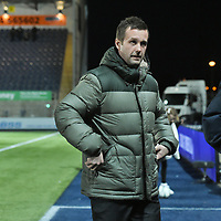 18/03/16<br /> FALKIRK v RANGERS<br /> FALKIRK STADIUM - FALKIRK<br /> Celtic manager Ronny Deila