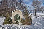 SERIES - UNRLIABLE-SIGHTINGS by PAUL WILLIAMS- shrine Valem Hungary