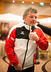 29.01.2014,  Marriott, Wien, AUT, Sochi 2014, Einkleidung OeOC, im Bild Mathias Berthold // Mathias Berthold during the outfitting of the Austrian National Olympic Committee for Sochi 2014 at the  Marriott in Vienna, Austria on 2014/01/29. EXPA Pictures © 2014, PhotoCredit: EXPA/ JFK