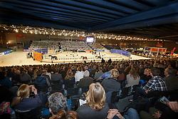 Overview<br /> KWPN Stallion Selection - 's Hertogenbosch 2014<br /> © Dirk Caremans
