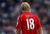 Photo: Maarten Straetemans.<br /> Shanghai Shenhua v Liverpool. Rotterdam Tournament. 03/08/2007.<br /> Dirk Kuyt (Liverpool)