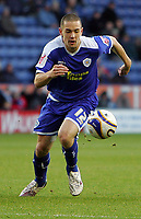 Fotball<br /> England<br /> Foto: Fotosports/Digitalsport<br /> NORWAY ONLY<br /> <br /> Leicester City FC vs Southend United FC League 1 06/12/08<br /> <br /> Hat-trick hero Matty Fryatt in action.