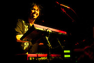 The band Kung Fu plays at Nectar's on Thursday night October 25, 2012 in Burlington, Vermont.