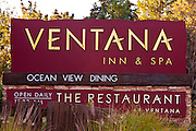 The Ventana Inn, Big Sur, California