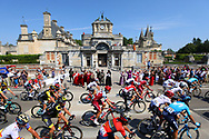 Illustration, Scenery, Anet, during the 105th Tour de France 2018, Stage 8, Dreux - Amiens Metropole (181km) on July 14th, 2018 - Photo Key Tsuji / BettiniPhoto / ProSportsImages / DPPI