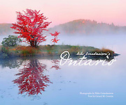 PRODUCT: Book<br /> TITLE: Mike Grandmaison's Ontario<br /> CLIENT: Turnstone Press