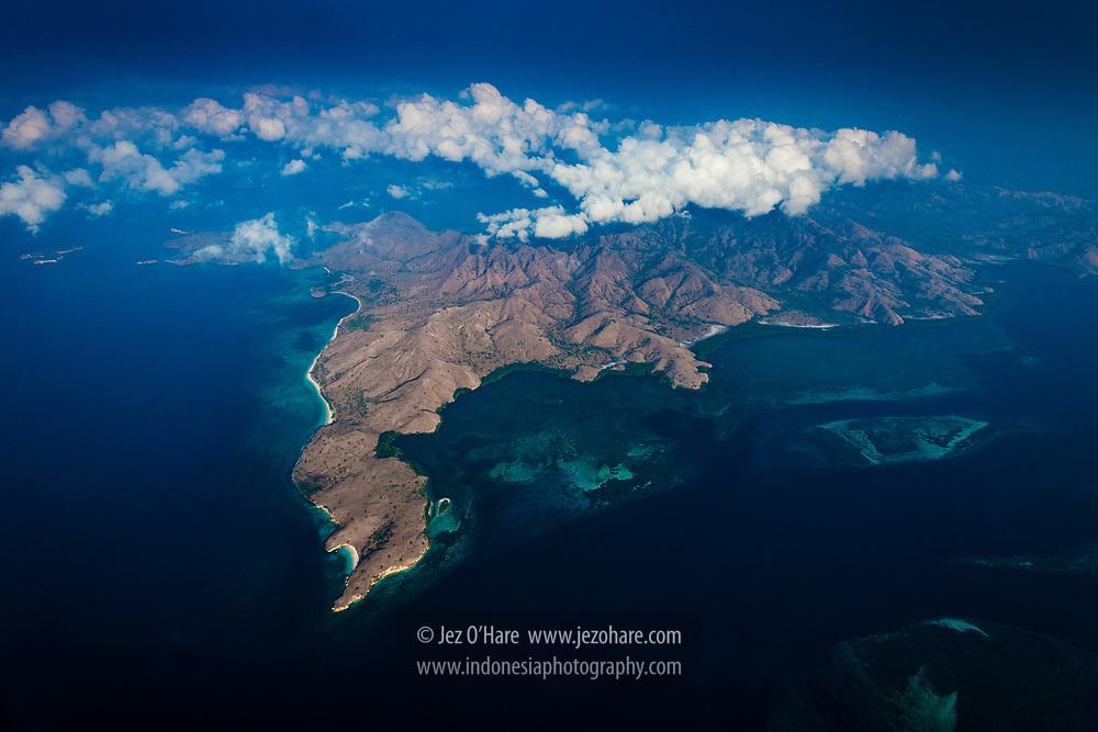 Komodo Island, Komodo National Park, Flores, Nusa Tenggara Timur, Indonesia.