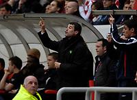Photo: Jed Wee/Sportsbeat Images.<br /> Sunderland v Fulham. The FA Barclays Premiership. 27/10/2007.<br /> <br /> Sunderland manager Roy Keane.