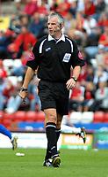 Photo: Ed Godden.<br />Bristol City v Brighton & Hove Albion. Coca Cola League 1. 02/09/2006. Referee Mr C.Foy.