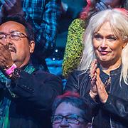 NLD/Hilversum/20190222 - Finale TVOH 2019, ouders van winnaar Dennis van Aarssen