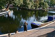 England, London:  Little Venice England, London: