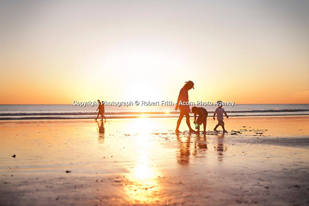 Cable Beach  <br /> Chris Maher, Kail Williams, Courtney Johnson
