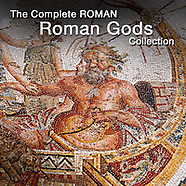 Pictures of Roman Mosaics of Gods and Mythology - Pictures & Images -