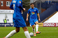 Jamie Stott. Stockport County 1 (6-7) 1 Chesterfield. Emirates FA Cup. 24.10.20