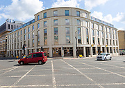 Apex Hotels building in city centre of Bath, Somerset, England, UK