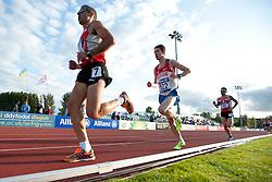 SUAREZ LASO Alberto, AKHTYAMOV Alexey, Gustavo Nieves, 2014 IPC European Athletics Championships, Swansea, Wales, United Kingdom
