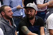 Cesare Cremonini<br /> Kontatto Fortitudo Bologna vs Segafredo Virtus Bologna<br /> Campionato Basket LNP 2016/2017<br /> Bologna 14/04/2017<br /> Foto Ciamillo-Castoria/A. Gilardi