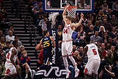 Utah Jazz v Chicago Bulls - 22 November 2017