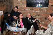JONATHAN BAILEY; SARAH GRIGGS; EMILY GERMAN; JAMES READ, InStyle Best Of British Talent , Shoreditch House, Ebor Street, London, E1 6AW, 26 January 2011