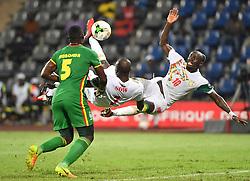 January 20, 2017 - GABON - moussa sow et Sadio Mane -  Senegal (Credit Image: © Panoramic via ZUMA Press)