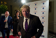 TOBY YOUNG, KIRSTIE ALLSOPP AND BORIS JOHNSON, The Spectator 180th Anniversary party, at the Churchill Hotel, London, 7 May 2008.  *** Local Caption *** -DO NOT ARCHIVE-© Copyright Photograph by Dafydd Jones. 248 Clapham Rd. London SW9 0PZ. Tel 0207 820 0771. www.dafjones.com.