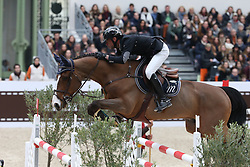 Anciaume Timothee, (FRA), Olympique Libellule<br /> Grand Prix Hermes <br /> Saut Hermes Paris 2016<br /> © Hippo Foto - Counet Julien