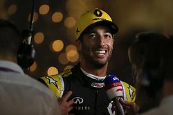 March 30, 2019 - Sakhir, Bahrain - Motorsports: FIA Formula One World Championship 2019, Grand Prix of Bahrain, ..#3 Daniel Ricciardo (AUS, Renault F1 Team) (Credit Image: © Hoch Zwei via ZUMA Wire)