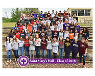 Saint Mary's Hall College T-Shirt Day