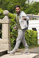 Benoit Tremoulinas - 01.06.2015 -Equipe de France - Arrivee des joueurs a Clairefontaine<br /> Photo : Andre Ferreira / Icon Sport