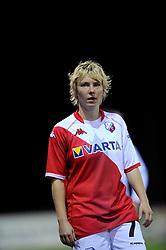 12-11-2009 VOETBAL: FC UTRECHT -AZ VROUWEN: UTRECHT<br /> Utrecht verliest met 1-0 van AZ / Monique van Veen<br /> ©2009-WWW.FOTOHOOGENDOORN.NL