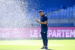 October 21, 2018 - Montpellier, France - RECONNAISSANCE TERRAIN - 11 ANDY DELORT  (Credit Image: © Panoramic via ZUMA Press)
