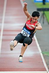 SCHMIDT Jana, 2014 IPC European Athletics Championships, Swansea, Wales, United Kingdom