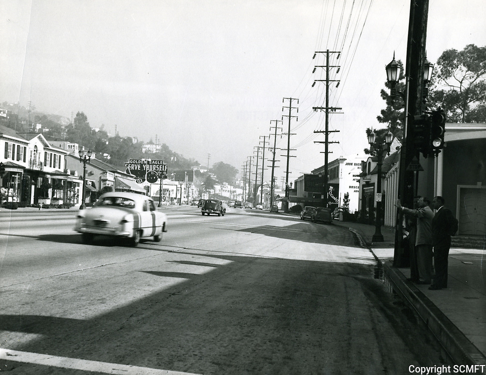 1951 Sunset Blvd. at Londonberry Dr.