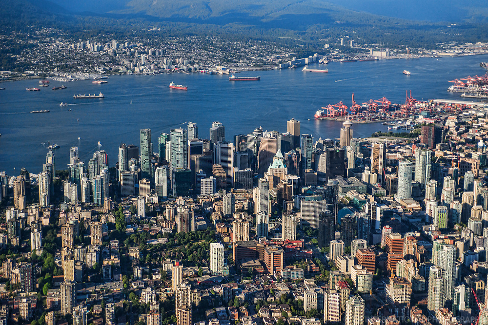 City & Port of Vancouver