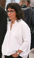 Director Daniela Thomas at the photo call for the Cinéfondation at the 67th Cannes Film Festival, Thursday 22nd May 2014, Cannes, France.