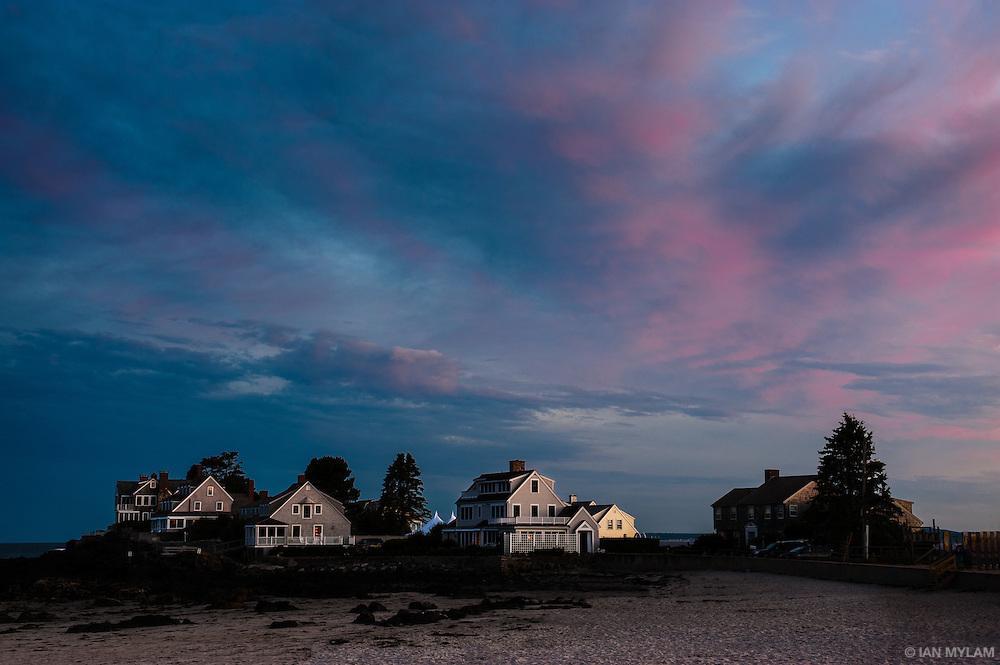 Kennebunk Beach - Maine, U.S.A.