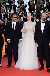 May 26, 2019 - WORLD RIGHTS..Cannes, France, 25.05.2019, 72th Cannes Film Festival in Cannes. The 72th edition of the film festival will run from May 14 to May 25. ..Closing Ceremony Red Carpet ..NZ. Alejandro Gonzalez Inarritu, Elle Fanning ..Fot. Radoslaw Nawrocki/FORUM (FRANCE - Tags: ENTERTAINMENT; RED CARPET) (Credit Image: © FORUM via ZUMA Press)