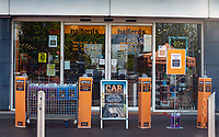 Halfords offering a drive in fit and repair service only