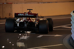May 23, 2019 - Monte Carlo, Monaco - xa9; Photo4 / LaPresse.23/05/2019 Monte Carlo, Monaco.Sport .Grand Prix Formula One Monaco 2019.In the pic: Kimi Raikkonen (FIN) Alfa Romeo Racing C38 (Credit Image: © Photo4/Lapresse via ZUMA Press)