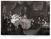 Death of Pius VI