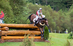 VANSPRINGEL Joris (BEL), Imperial van de Holtakkers<br /> Tryon - FEI World Equestrian Games™ 2018<br /> Vielseitigkeit Teilprüfung Gelände/Cross-Country Team- und Einzelwertung<br /> 15. September 2018<br /> © www.sportfotos-lafrentz.de/Sharon Vandeput