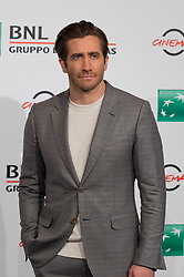 October 28, 2017 - Rome, Italy - Jake Gyllenhaal attends photocall for 'Stronger' during the 12th Rome Cine Fest at Auditorium Parco Della Musica in Rome, Italy on 28 October 2017. (Credit Image: © Giuseppe Maffia/NurPhoto via ZUMA Press)