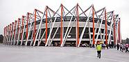 Białystok. Stadion Miejski zaprojektowany przez Stefana Kuryłowicza