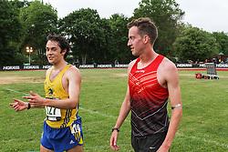 mens 5000 meters, Adrian Martinez Track Classic 2016, Ritchie, Harper