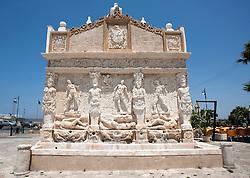 Gallipoli LE.La Fontana Greca