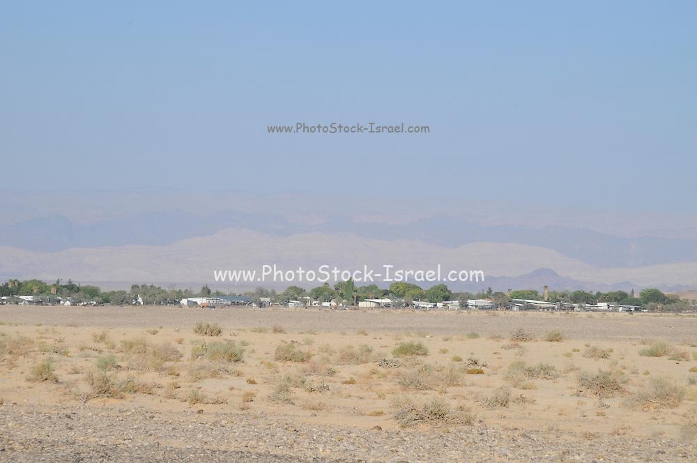 Israel, Aravah, Moshav Paran