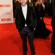 NLD/Scheveningen/20141130- Premiere Billy Elliot, William Spaaij