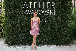 Natasha Poonawalla attends the Atelier Swarovski - Cocktail Of The New Penelope Cruz Fine Jewelry Collection during Paris Haute Couture Fall Winter 2018/2019 in Paris, France on July 02, 2018. Photo by Nasser Berzane/ABACAPRESS.COM