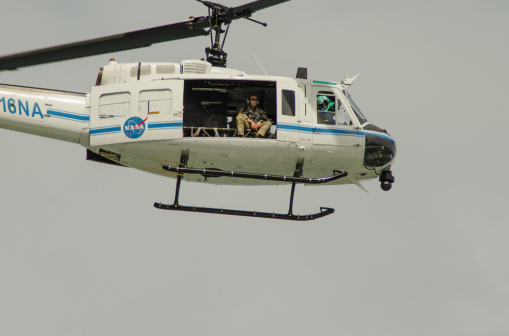 NASA Helicopter, Cape Canveral
